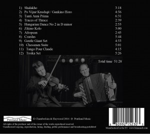 First Impression - Back Cover