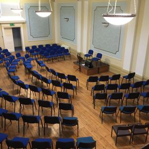 Chamberlain & Haywood in Assembly Rooms, Faversham